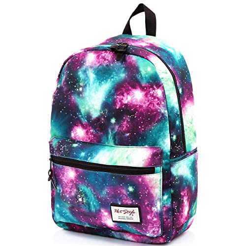 TRENDYMAX Galaxy Backpack Cute for School   16