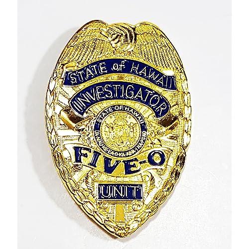 Police Badge: Amazon com