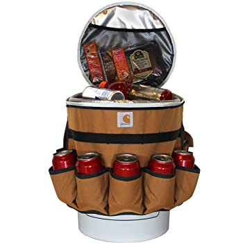 Carhartt 5-Gallon Insulated Party Bucket Cooler