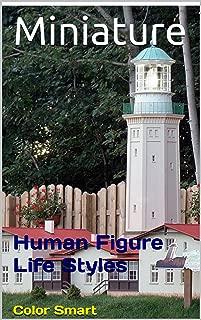 Miniature: Human Figure Life Styles (Photo Book Book 52)