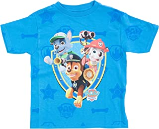 Freeze Paw Patrol Rocky, Chase, Marshall Boys T-Shirt