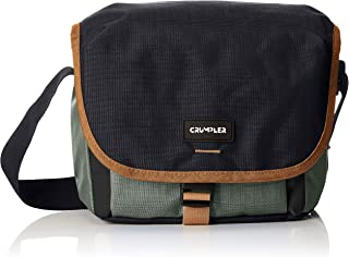 Crumpler Proper Roady 2.0 Camera Sling 2500 Bag, Black/Gray