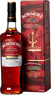 "Bowmore The Devil""s Cask Double Batch No. 3 mit Geschenkverpackung Single Malt Whisky 1 x 0.7 l"