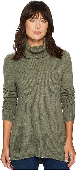 kensie - Warm Touch Turtleneck Sweater KS0K5665