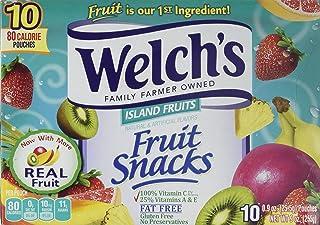 Welch's Island Fruits Fruit Snacks 9 oz