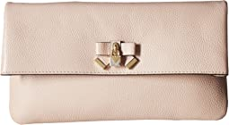 Everly Medium Fold-Over Clutch
