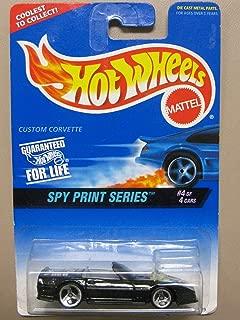 hot wheels spy print series