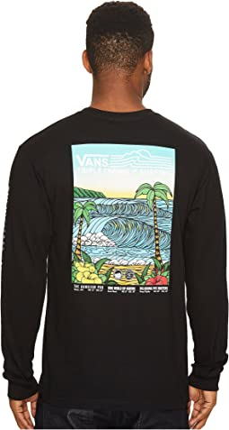 Vans - 2017 Poster Long Sleeve Tee