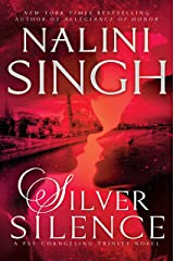 Silver Silence (Psy-Changeling Trinity Book 1) Kindle Edition