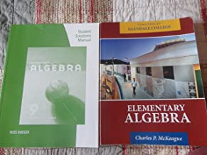 Elementary Algebra 9th Edition (Custom Edition for Glendale Community College)