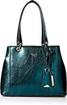 metallic leather handbags
