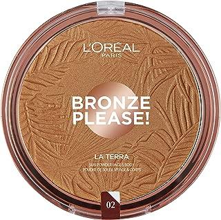 LOREAL GLAM BRONZE MAKEUP TERRA 02