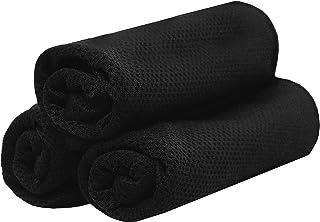 【BLKP】 パール金属 冷却 冷感 タオル30 × 80cm 限定 ブラック 3枚組 BLKP 黒 AZ-510530×80cm3枚組