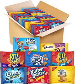 OREO Mini, CHIPS AHOY! Mini, Nutter Butter Bites, RITZ Bits Cheese, RITZ Bits Peanut Butter, Teddy Grahams ...