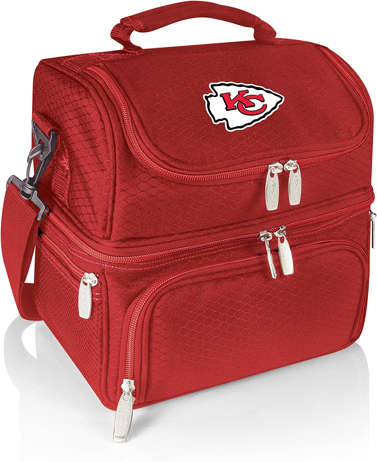 PICNIC TIME NFL Kansas City Chiefs Pranzo Lunch Tote Easy-to-use Special price for a limited time Insulated