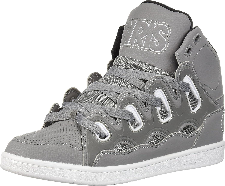Osiris D3H Grey//Black//White.