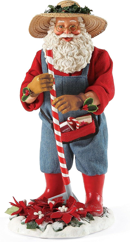 Department 56 Possible Dreams Christmas Hoe Hoe Hoe Santa Figurine