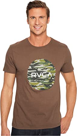 RVCA - Water Camo Motors Tee