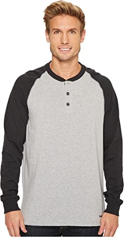 Timberland PRO Cotton Core Long Sleeve Henley