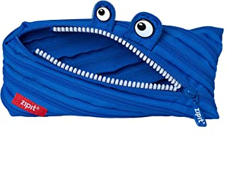 ZIPIT Monster Pencil Case, Royal Blue