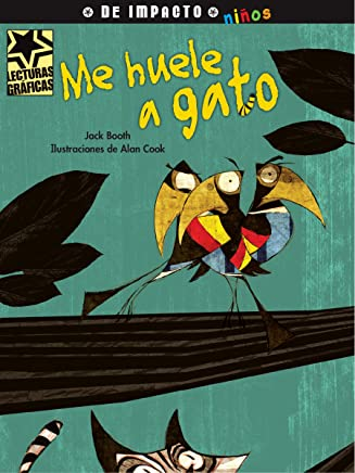 Me huele a gato (Lecturas Graficas / Graphic Readers) (Spanish Edition)