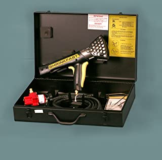 Shrinkfast 998 Heat Gun Kit with Quick Connects