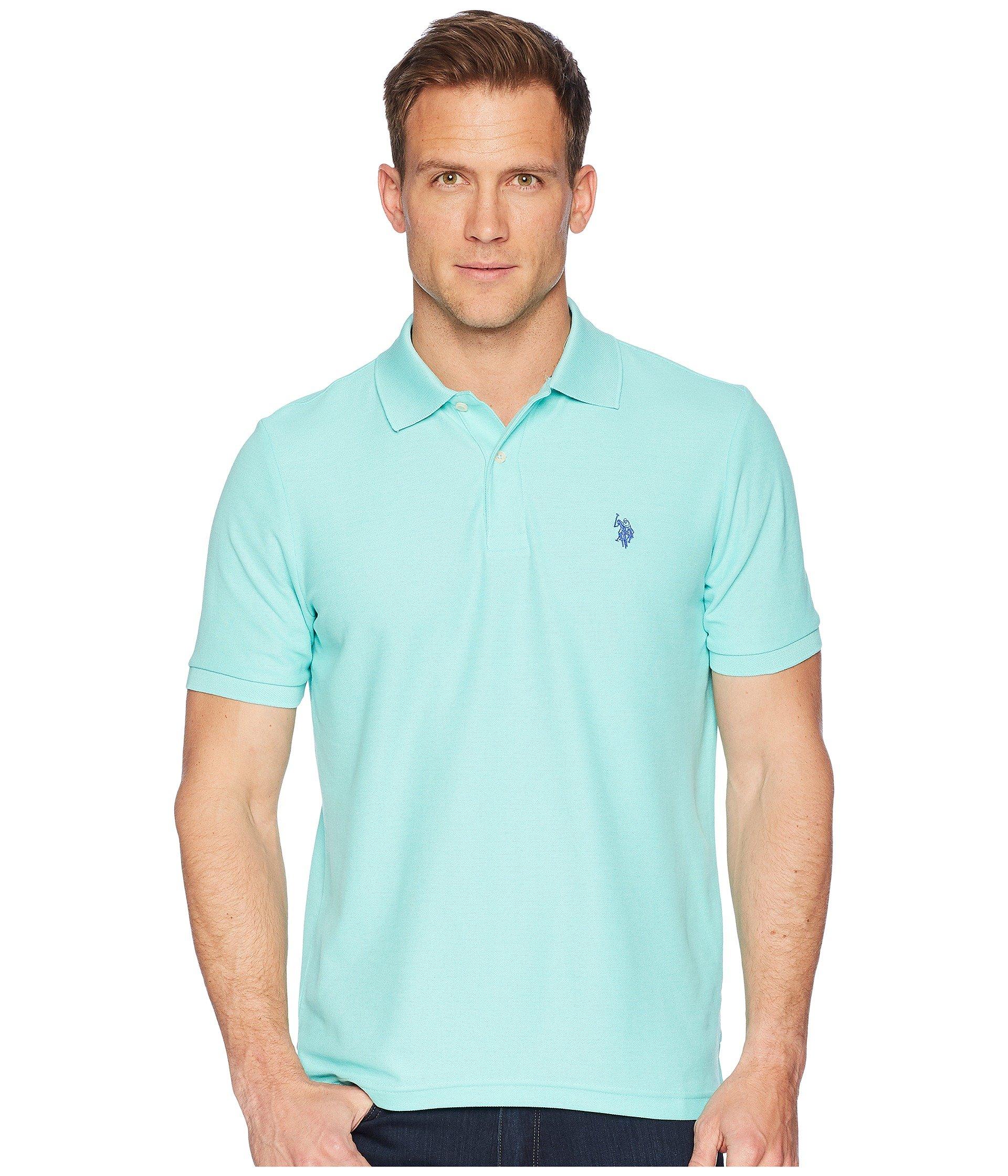 Camiseta Tipo Polo para Hombre U.S. POLO ASSN. Ultimate Pique Polo Shirt  + U.S. POLO ASSN. en VeoyCompro.net