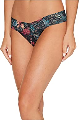 Hanky Panky - Moody Blooms Low Rise Thong