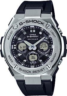 [カシオ] 腕時計 ジーショック G-STEEL 電波ソーラー GST-W310-1AJF メンズ ブラック