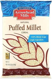 Arrowhead Mills Cereal, Puffed Millet, 6 oz. Bag