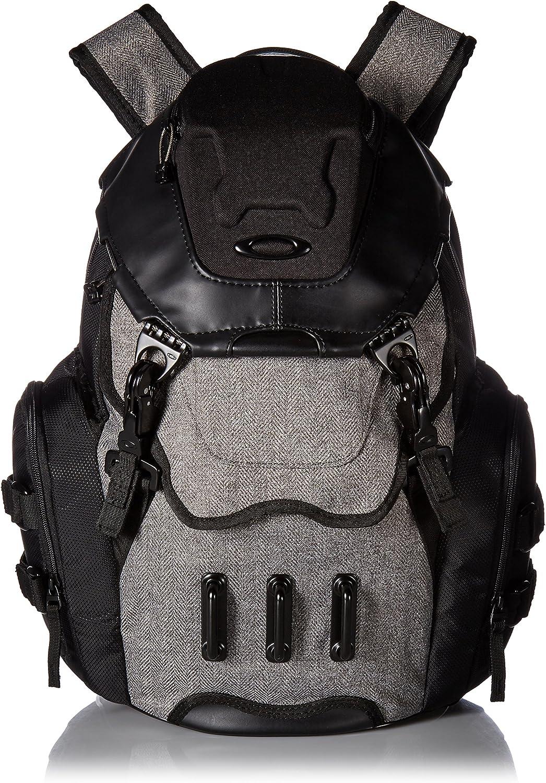 Amazon Com Oakley Men S Bathroom Sink Lx Backpack Grigo Scuro One Size Backpacks