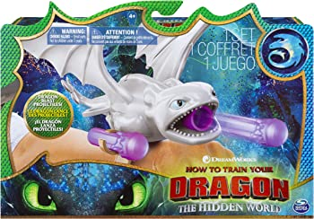 Dreamworks Dragons Lightfury Wrist Launcher with Role-Play Accessory