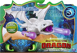 Dreamworks Dragons Lightfury Wrist Launcher, Role-Play Launcher Accessory, for Kids Aged 4 & Up