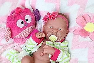 Cute Baby Girl Realistic Anatomically Correct Preemie Berenguer Newborn Reborn 14