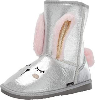 Girl's Bunny Boots Fashion