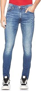 Levi's Men's Ljeans Levi's Skinny Jeans for Men - Blue
