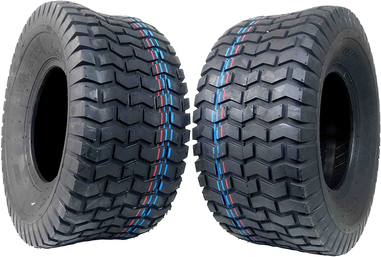 Tire 2 Set MASSFX Golf At 2021new shipping free shipping the price Cart Tires 18x8.5-8 Tre MO18858 4 PLY 5mm