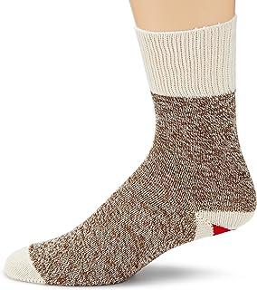 (Size 6-7 Small Brown Heather) - Fox River 6851-2-SMALL Original Red Heel Sock Dolls