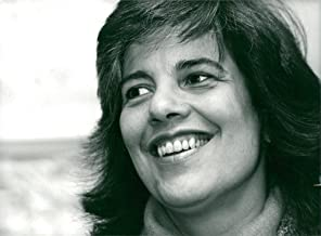 Vintage photo of Susan Sontag author