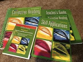 SRA Corrective Reading, Decoding C, Skill Applications, Teacher Presentation Book 2 ISBN 0076112373