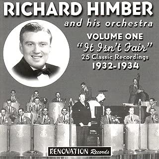Volume 1: Isn't It Fair (1932-1934)