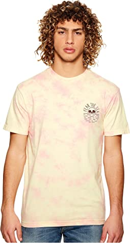 Roark - Fear The Sea Tie-Dye Tee Shirt