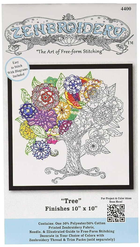 Design Works Crafts 4400 Tree Craft Kit, Multicolor