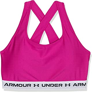 Under Armour Womens Crossback Mid Bra Bra