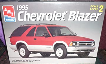 chevrolet blazer model kit