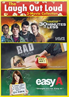 30 Minutes or Less / Bad Teacher / Easy A (The Laugh Out Loud Triple Feature)