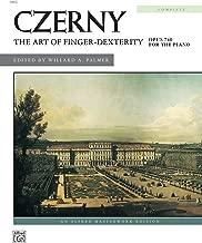 The Art of Finger Dexterity, Op. 740 (Complete) (Alfred Masterwork Edition)