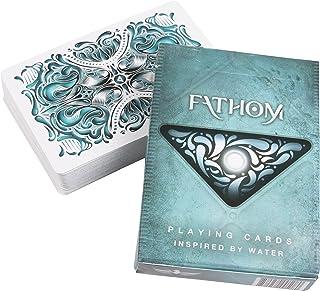 Ellusionist Fathom Water Themed Playing Card Deck