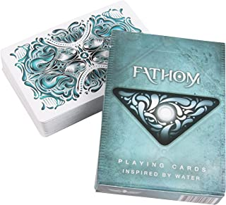 Ellusionist FATHOM Playing Cards Deck by Ellusionist