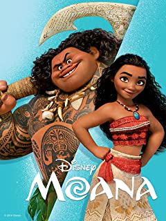 Moana (2016) (Theatrical Version)